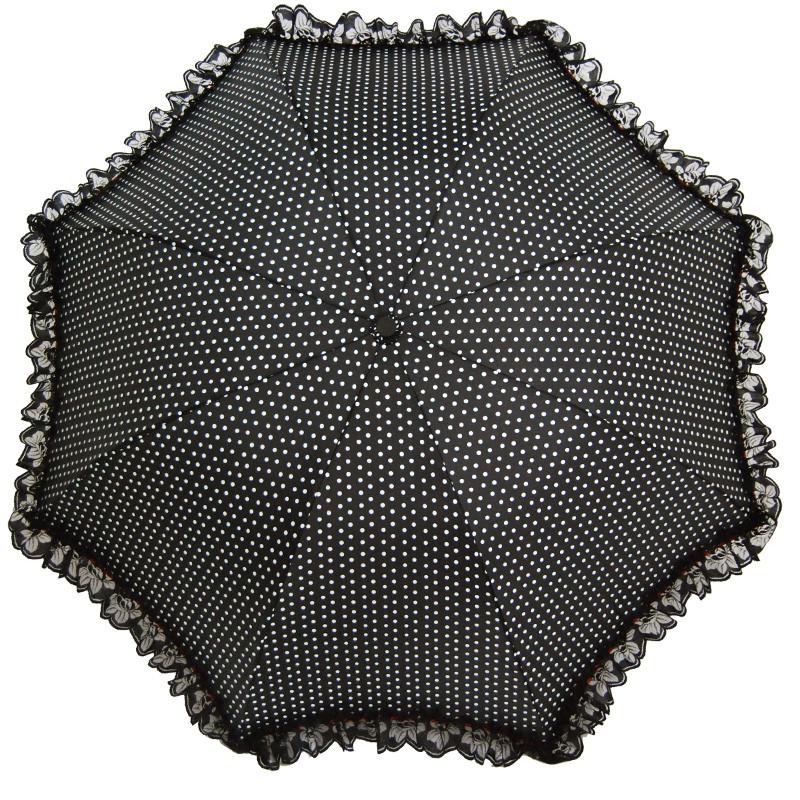 MAGIC RAIN 黑色蓝色粉红色天蓝色手动高密度拒水碰起布晴雨伞三折伞成人 遮阳伞
