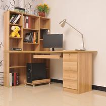 散装刨花板/三聚氰胺板转角简约现代 书桌