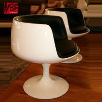 塑料高弹泡沫海绵艺术成人简约现代 沙发椅