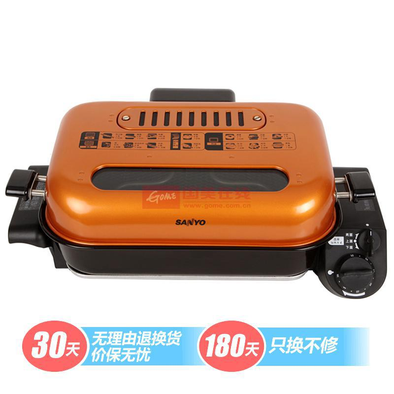 三洋 臺式不銹鋼機械式電烤箱 電烤箱