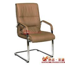 黑色系高弹性记忆海绵会议椅/会客椅皮衣上海西皮现代简约 办公椅