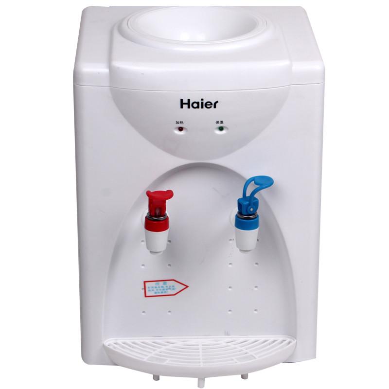海尔 白色台式 YR0051T饮水机