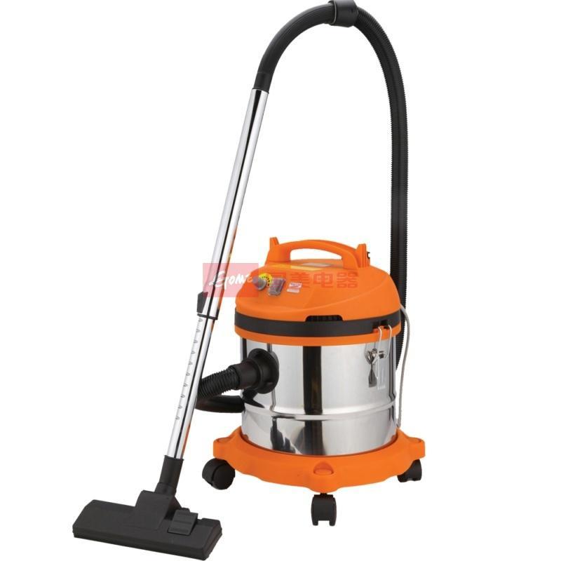 杰诺 干湿两用尘桶/旋风尘桶79DB桶式JN202-20L标配三吸尘器 吸尘器