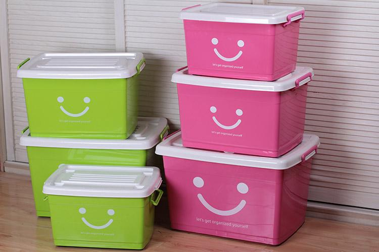 甘香屋塑料中大号收纳盒