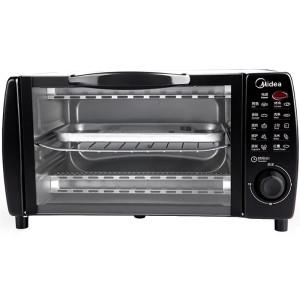 美的 機械版臺式 MT10NE-AA電烤箱