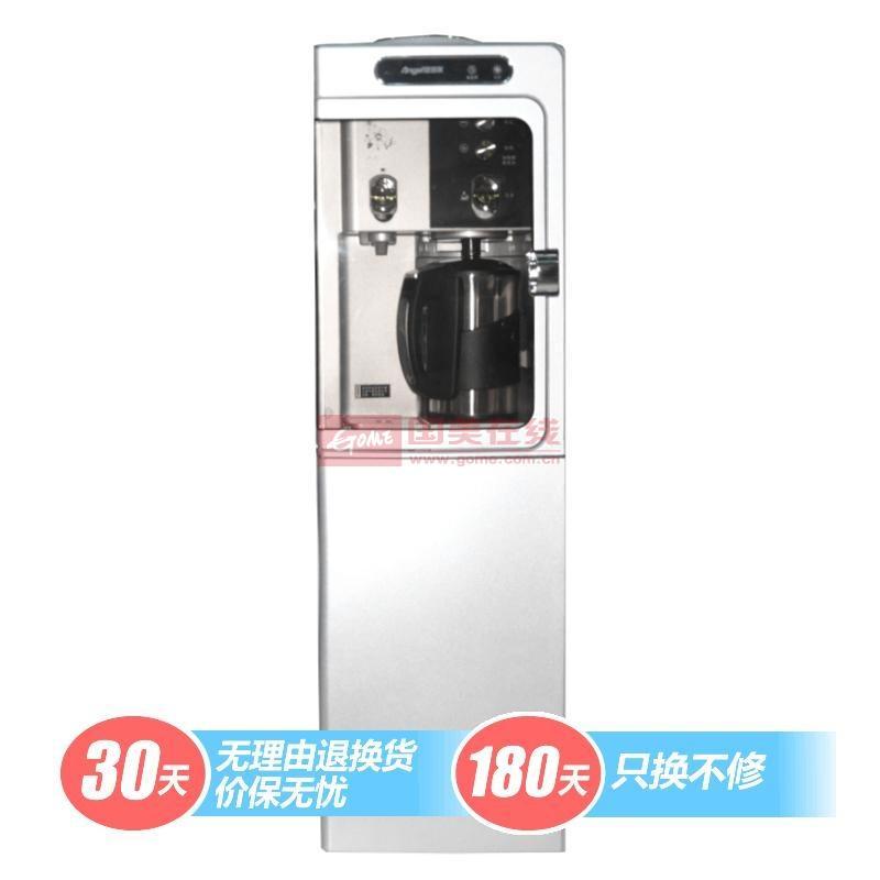 安吉爾 銀色PP沸騰水10L/h有不銹鋼雙封閉門立式外部加熱溫熱型 飲水機