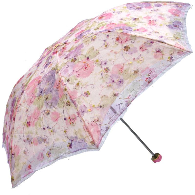 天堂手动-遮阳伞三折伞成人遮阳伞