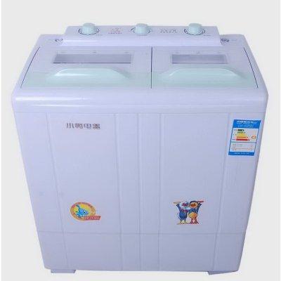 小鸭半自动波轮-洗衣机全塑内筒洗衣机