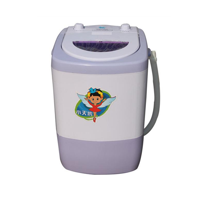 小天鹅迷你-洗衣机脱水机全塑内筒洗衣机