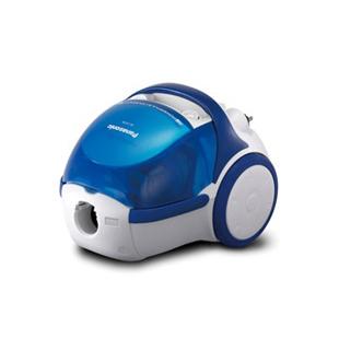松下深蓝色尘盒尘桶吸尘器