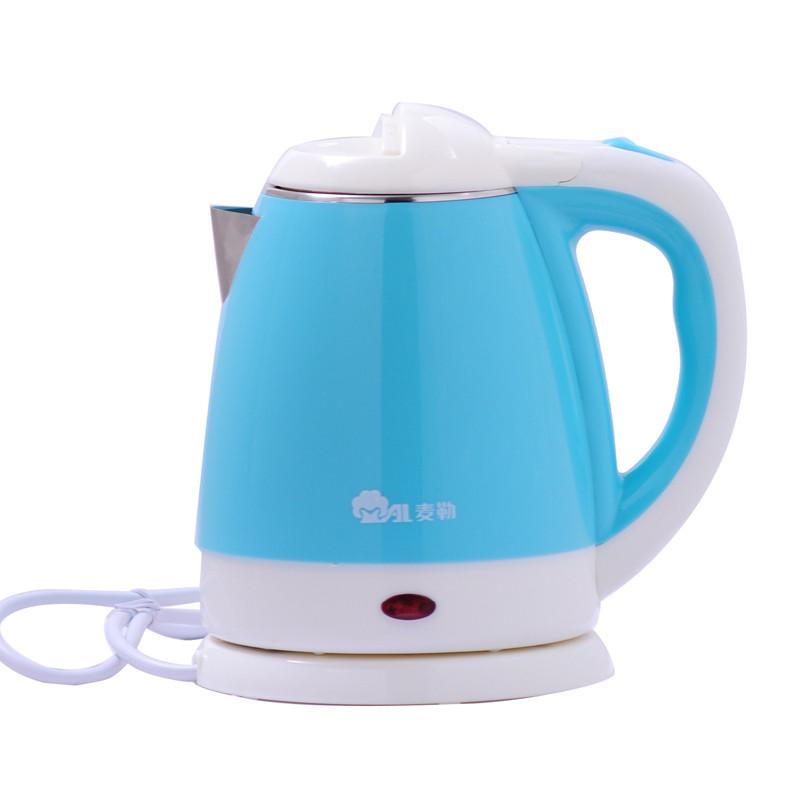 麥勒 不銹鋼6分鐘以下麥勒(MAL)YB15A-15 G1.5升防干燒電水壺電水壺無電加熱 電水壺
