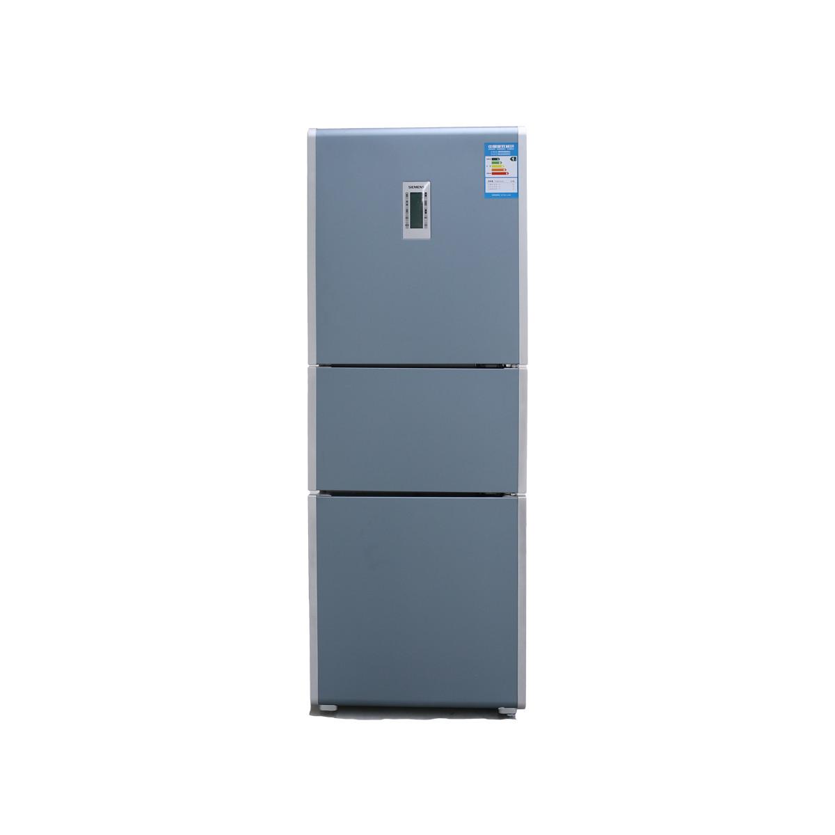 西门子双开门三门定频一级冰箱