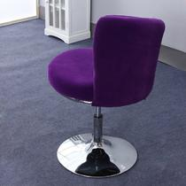 黑色咖啡色红色紫色布高弹泡沫海绵艺术成人简约现代 沙发椅