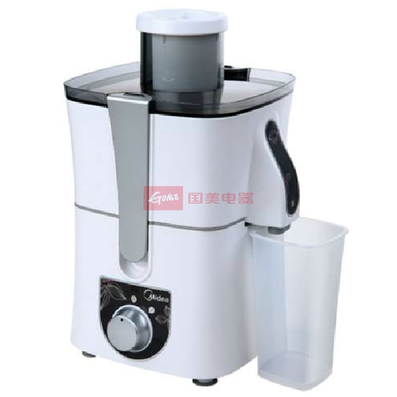 美的 白色0檔  1檔榨汁機 榨汁機