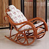 植物藤支架结构折叠植物花卉成人东南亚 摇椅