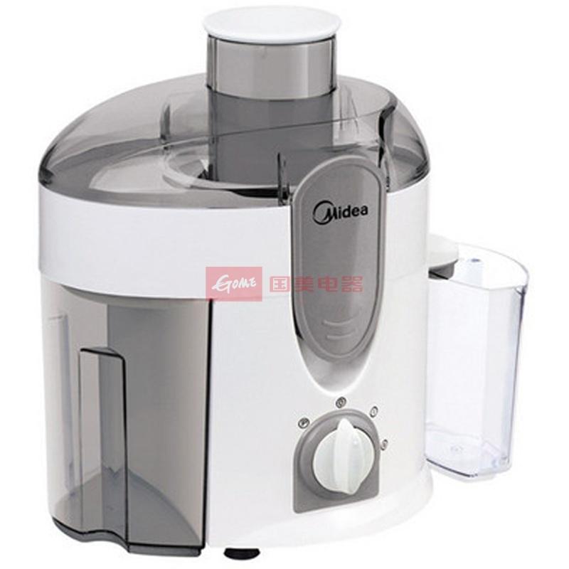 美的 白\灰2档以上食品级塑料榨汁机 榨汁机