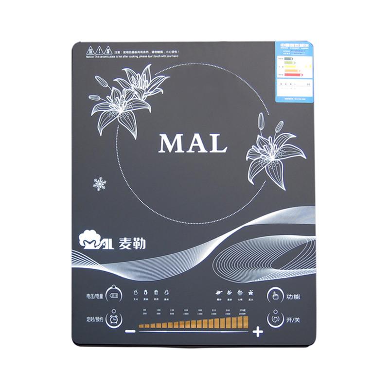 麥勒 電磁爐 麥勒(MAL)MAL20-B02電磁爐(超薄機型)電磁爐
