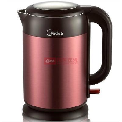 美的 電水壺 美的 (Midea)電水壺 H317E4a電水壺