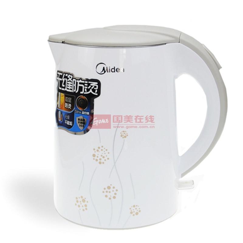 美的 電水壺 美的(Midea)H415E2a 電熱水壺電水壺