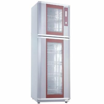 康宝红色℃二级钢化玻璃机械控制-消毒柜