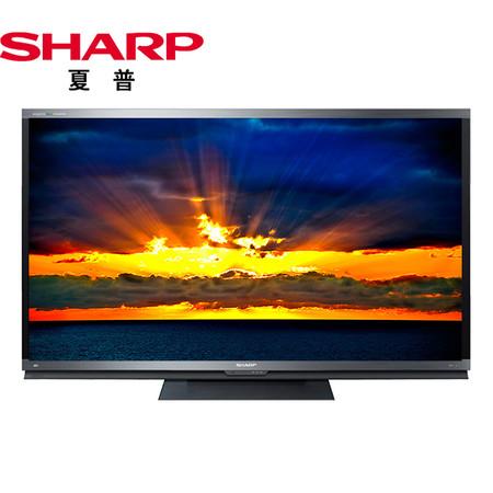 夏普 80英寸1080p全高清电视x-gen超晶面板 lcd-80lx842a电视机