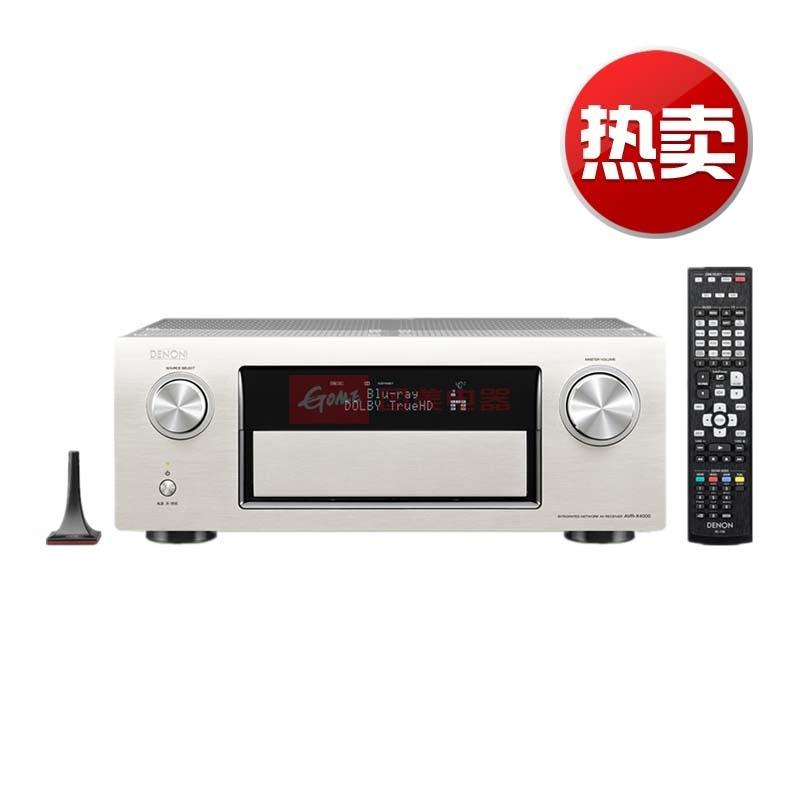 天龍 銀色 AVR-X4000家庭影院
