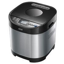 黑色单搅拌叶片金属断电记忆功能保温电热管加热电脑式 面包机