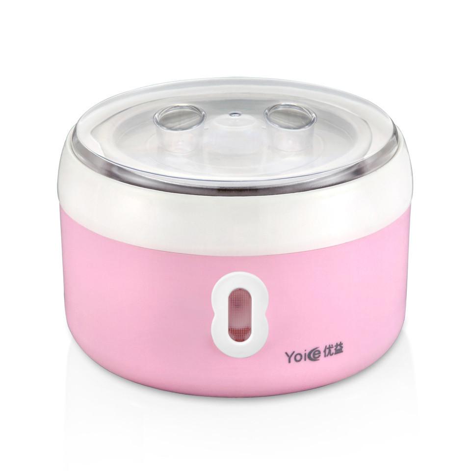優益 粉紅色酸奶米酒納豆不銹鋼全自動 酸奶機