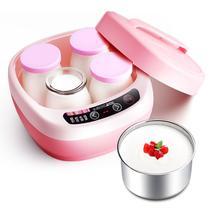 粉色泡菜酸奶米酒纳豆不锈钢电脑式 M17酸奶机