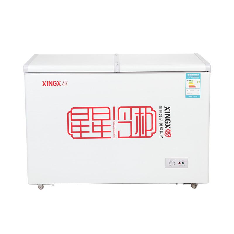 星星 单门式卧式全国联保冷藏冷冻二级 冷柜