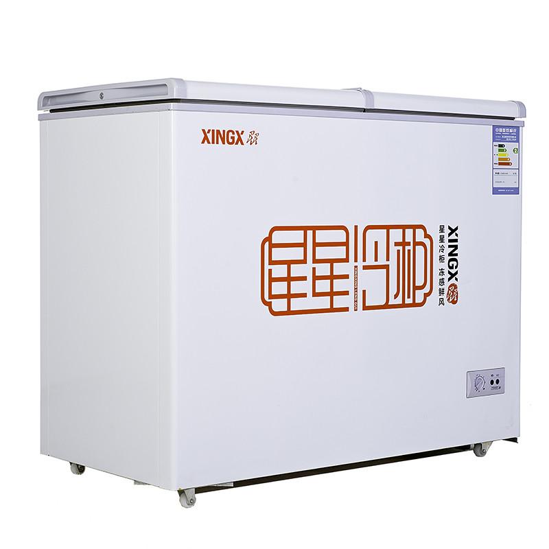 星星 多门式卧式全国联保冷藏冷冻二级 BD/BC-210HEC冷柜