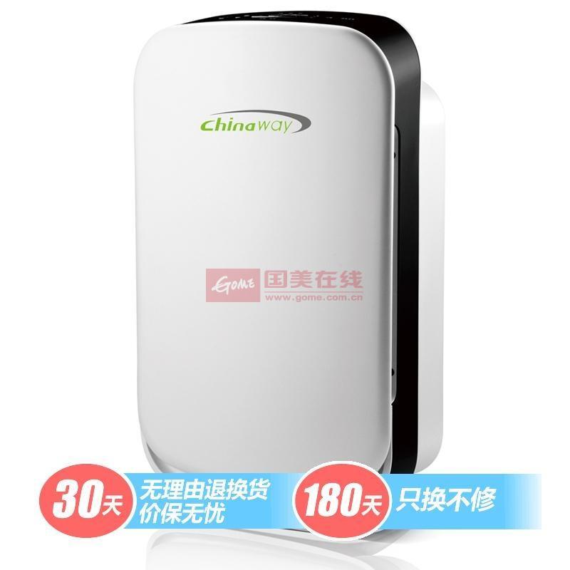 賽納威 白色五級0.01微米中端高性價比過濾、吸附自動/手動甲醛+除PM2.5 凈化器