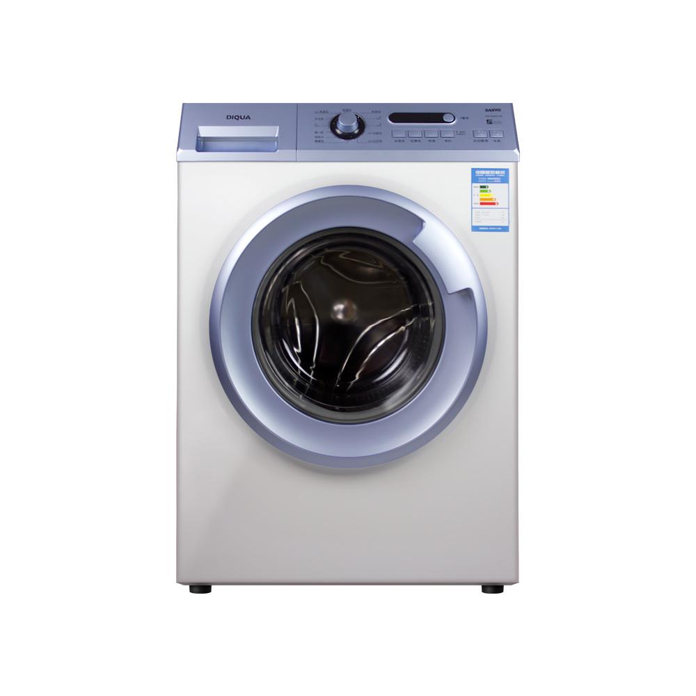 三洋 全自动前开式 洗衣机