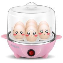 天蓝色红色酒红色白色蒸蛋羹蒸面食煮蛋 煮蛋器