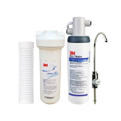 3M 無1年活性炭5級以上廚房飲用水(直接飲用)4.4℃-38℃市政通水凈水機 凈水器