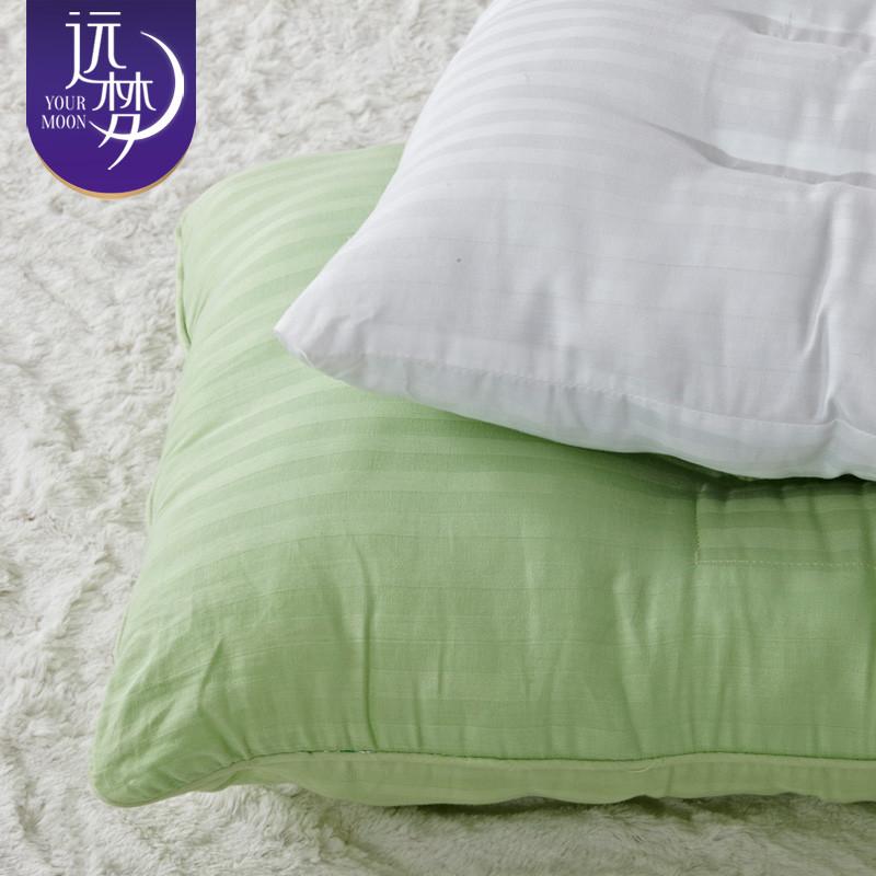远梦七孔枕纤维枕长方形枕头