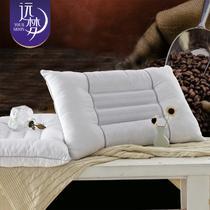 七孔枕涤棉纤维枕长方形 枕头