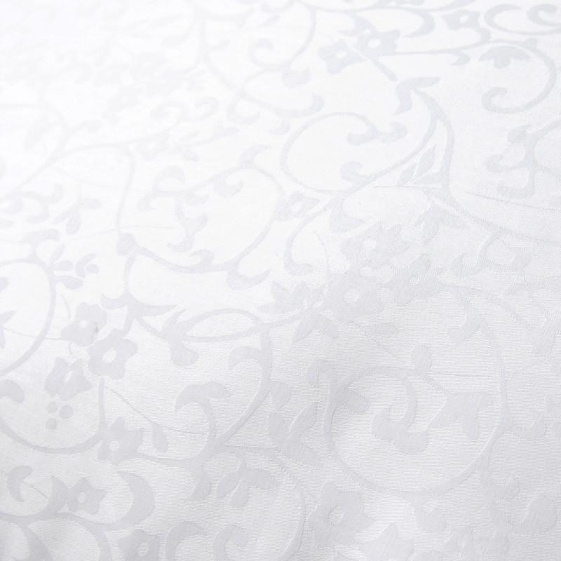 神神家紡 斜紋布一等品棉布蠶絲長方形 枕頭
