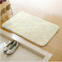PVC卫浴纯色简约现代机器织造 地垫