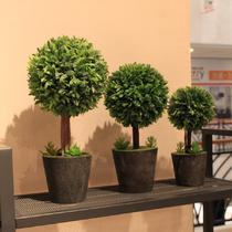 大中小号植物盆栽仿真植物