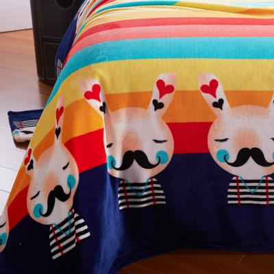 貝思縵 珊瑚絨毯冬季卡通動漫歐式 BSM-012毛毯