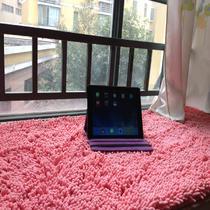 毛绒纯色现代中式 M070801飘窗垫