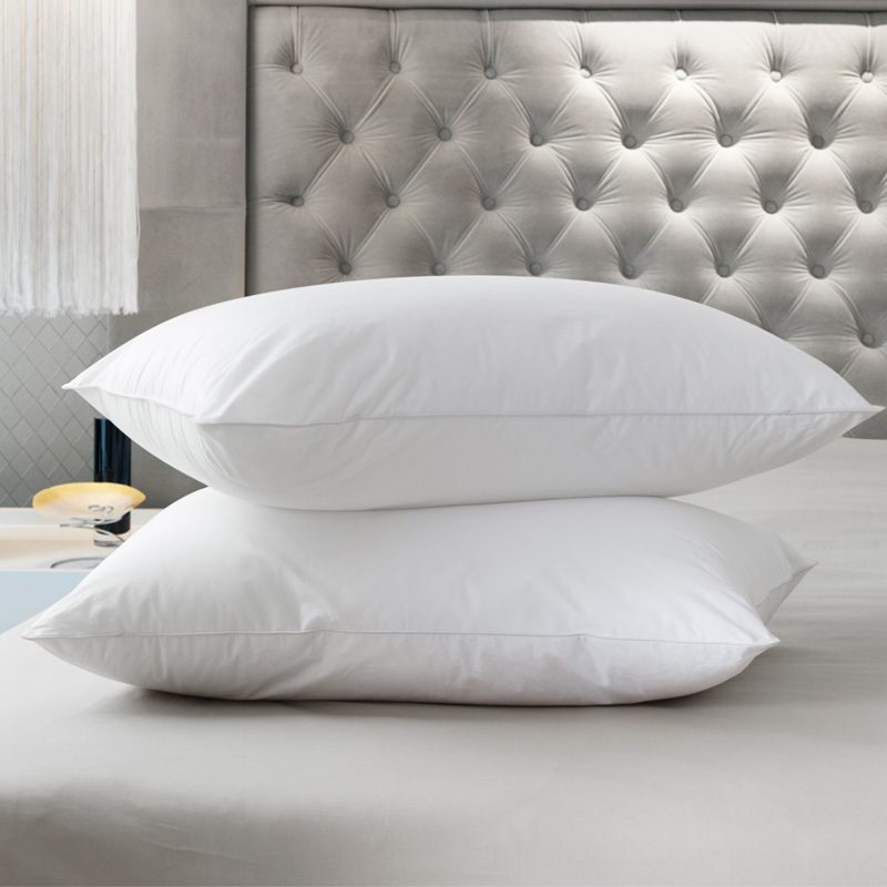 康尔馨棉布纤维枕长方形枕头
