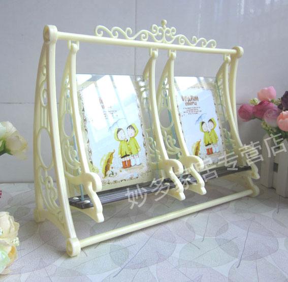塑料相框长方形韩式相框