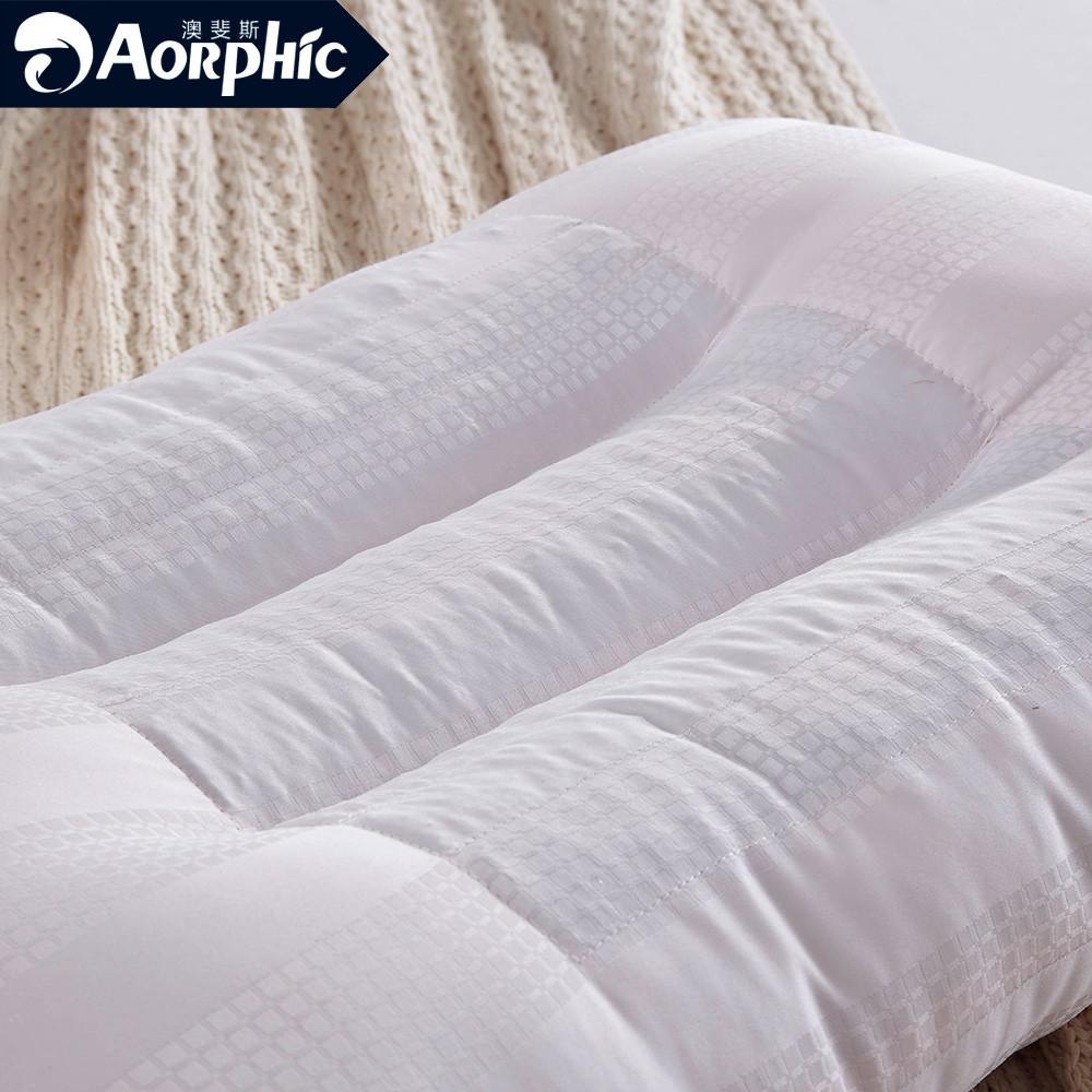 澳斐斯 纖柔決明子枕頭滌棉長方形 枕頭