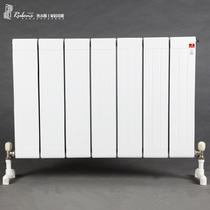 铜铝复合普通挂墙式集中供热 铜铝双水道暖气片散热器
