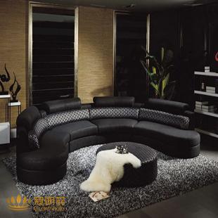 冠明菲化纤简约现代涤纶纯色长方形日韩机器织造地毯