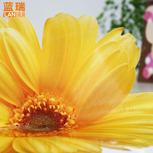 蓝瑞平面墙贴植物花卉墙贴