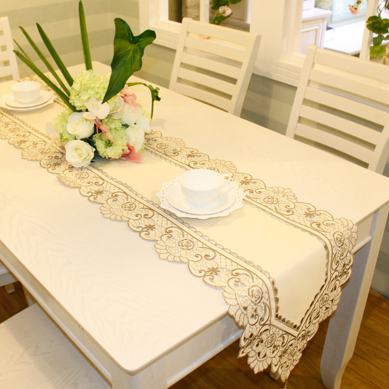 花木布植物花卉欧式桌布