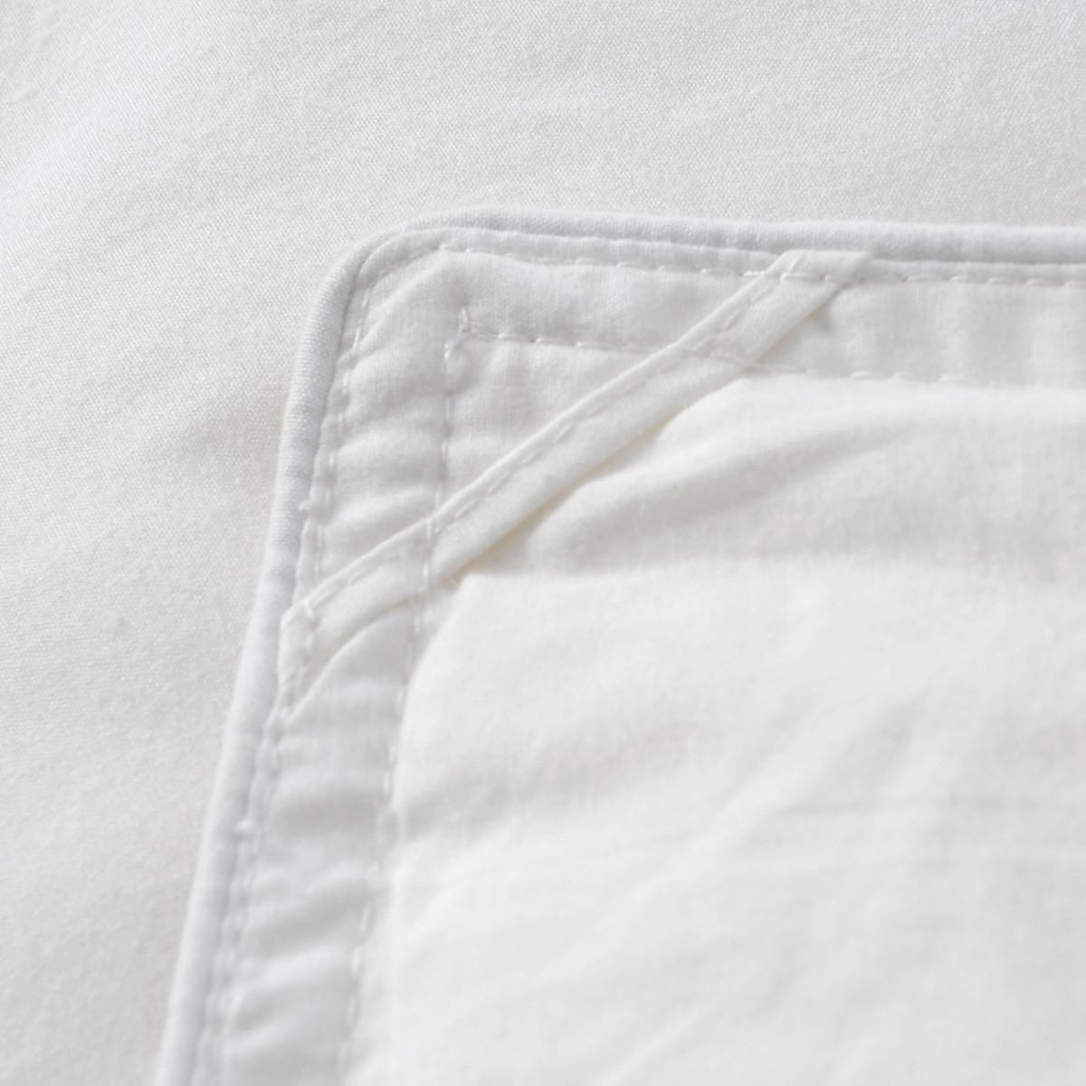 杰翔 鵝毛片冬季普通全棉一等品羽毛 被子